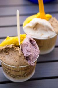 Come fare il gelato con la gelatiera