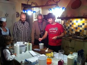 Corso in cucina