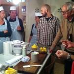 Impressioni sul primo corso di gelato in casa