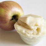 Sorbetto di mele cotte