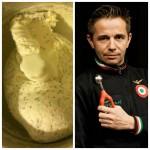 Gelato al miele con semi di papavero – Roberto Coletti – Roberto Gelato