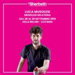 Sherbeth Festival 2019 Catania – Musolesi Italian Gelato